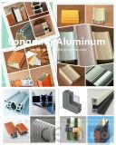 Vário dos perfis de alumínio da extrusão