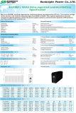Vorderes Terminal Battery 12V105ah mit CER RoHS UL