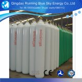 ISO 기준 40L/6m3 산소 실린더