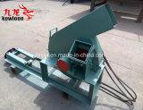 Вертикальная подача дискового типа машины дробилка для древесных отходов