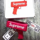 Arma emocionante del dinero del arma de aerosol del dólar de Suprepme del cañón del efectivo del juguete