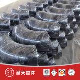 탄소 강철 1.5lr 팔꿈치 Asme B16.5