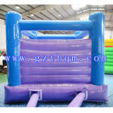 Inflatable Bouncer House / Lit en PVC gonflable en PVC de haute qualité