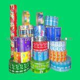 Manchon rétractable PVC pour bouteille d'enrubannage personnalisé d'étiquette