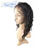 Parrucche anteriori dei capelli umani del merletto per la parrucca brasiliana dei capelli di Remy delle donne di colore