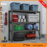 ガレージのラッキング、鋼鉄棚付け、倉庫ラック、記憶の棚