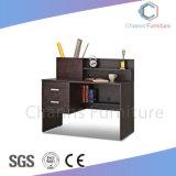 Nuova Tabella nera del calcolatore di ufficio della melammina con lo scaffale per libri (CAS-CD1807)