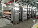 Hebei Auto Flexo Impression de l'imprimante de découpe du carton mortaisage Machine