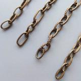 工場供給によってカスタマイズされる特別な金属の鎖のネックレスの鋼鉄鎖