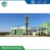 Эффективность производства биогаза Desulfurization дизельного двигателя машины