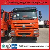 아프리카를 위한 HOWO Sinotruk 6*4 덤프 트럭