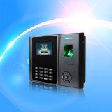De biometrische Opkomst van de Tijd van de Vingerafdruk met TCP/IP en ReserveBatterij (GT200)