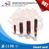 125kHz Em4305 Tierglasmarke der Mikrochip-Kapsel-RFID mit Spritze