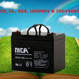 Batterie de voiture de golf Chaise de roue Batterie Batterie d'alimentation 12V 65ah