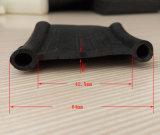 Rostfester EPDM flacher Gummidichtungs-Streifen für Garage-Tür