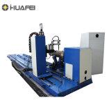 Huafei Selbststahl CNC-Rohrleitung-Ausschnitt-Maschine für Lieferung