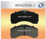 Zapatas de freno del carro Wva29246 para Actros