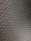 fibra del carbón del hexágono de 3K 240g, tela de la fibra del carbón del panal