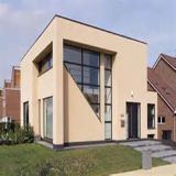 Architectural Building Decorationのための現代Style Aluminum Panel