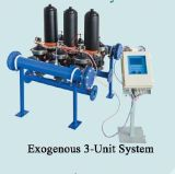 Filtro de disco automático do purificador da água do filtro de água do remoinho da irrigação de gotejamento do mícron do sistema da filtragem da água