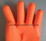 Против химического ПВХ в холодную погоду зимние перчатки