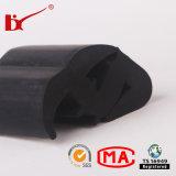 Kundenspezifischer wasserdichter Auto-Windfang-Gummidichtungs-Streifen mit Zustimmung der Ts-16949