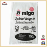 25kg gesponnener Polypropylen-Beutel für Verpackungs-Mehl