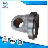 Peças sobresselentes forjadas do cilindro hidráulico de aço de liga da alta qualidade