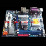 G33 материнская плата поддержки 2*DDR3 гнезда набора микросхем 775