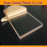 Feuille acrylique de plexiglass d'espace libre élevé de transparence de 93%