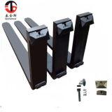 Standardgrößen-Gabelstapler-Gabeln der Kapazitäts-3ton der Fabrik verweisen Zubehör