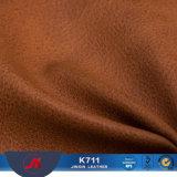 Cuoio sintetico del PVC per la fabbricazione del sofà