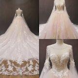 Vestido de casamento quente do vestido nupcial da forma da venda