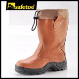 Теплые резиновый ботинки работы Outsole (H-9426)