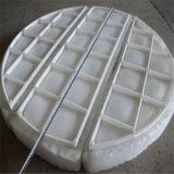 Desembaçador de confeção de malhas misturado fibra de vidro do engranzamento de fio do aço inoxidável