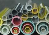 多色刷りCT32bのプラム花の管のタイプFRP材料のPultrudedのプロフィール