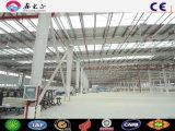 Grosse Überspannung Fertigchina-Stahlkonstruktion-Lager