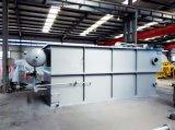 産業廃水の薬剤の排水処理のための分解された空気浮遊機械
