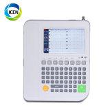 En-H022 Cheap Mini portable WiFi tissu conducteur Machine ECG Holter