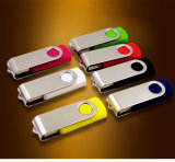 Classy métal lecteur Flash USB 2GB 4GO 8 GO de 16Go et 32 Go à 64 Go Pendrive Twister Stick USB pivotant