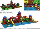 Speelplaats van de Dia van de Fabriek van Tongyao de Kleurrijke Plastic Commerciële Openlucht (ty-40662)