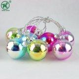 LEDの革新的なガラス玉電池式の妖精ストリングライト