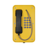 Telefono Vandal-Proof resistente all'intemperie resistente per il traforo, ferrovia, metropolitana
