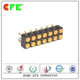 バッテリーの充電の接触バネ付きPin