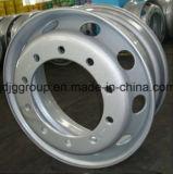 トラックおよびバスのためのチューブレス鋼鉄車輪の縁
