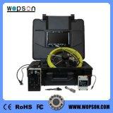 Камера ремонта трубы обеспеченностью нечистоты видео- записи CCTV с счетчиком цифров