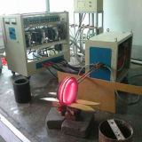 Fio de aço de aquecimento de indução que endurece o equipamento de tratamento térmico