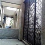 Подгонянный потолок плакирования вырезывания лазера алюминиевый с ценой по прейскуранту завода-изготовителя