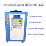 Refrigeratore di acqua raffreddato aria industriale più poco costosa della fabbrica per lo stampaggio ad iniezione
