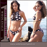 Swimwear Бикини Swimsuit женское бельё износа заплывания вязания крючком купального костюма женщин (TKYA269)
